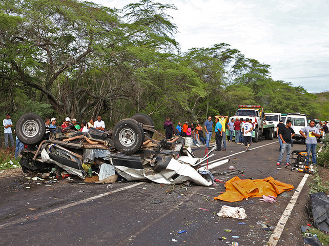 Carreteras de 3 países latinos entre las más peligrosas del mundo