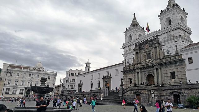 Destinos America Mia: El Centro Histórico de Quito, Ecuador (video)