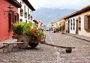Destinos: La Antigua, Guatemala, maravilla colonial