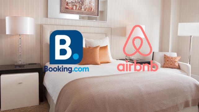 Booking.com supera a AirB&B en cifra de alojamientos no hoteleros