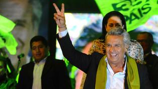 Lenin Moreno gana elecciones en Ecuador, pero Guillermo Lasso reclama fraude y pide reconteo (video)