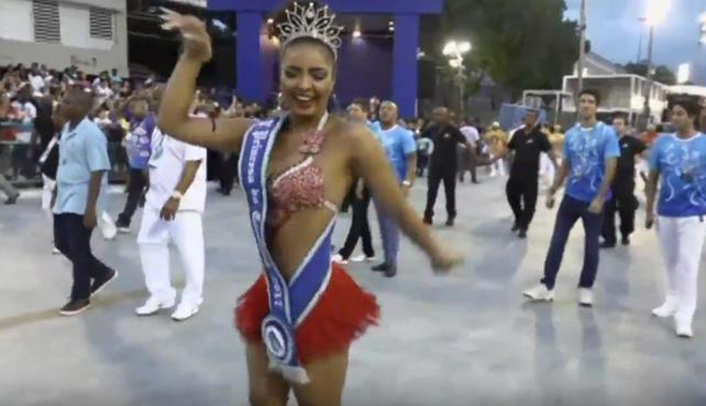 Comienzan preparativos del carnaval de Rio de Janeiro en el Sanbódromo