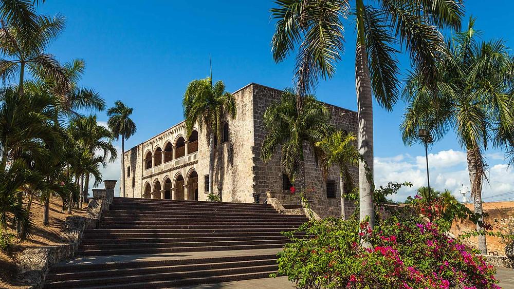 El Alcazar, Zona Colonial, Santo Domingo, Republica Dominicana