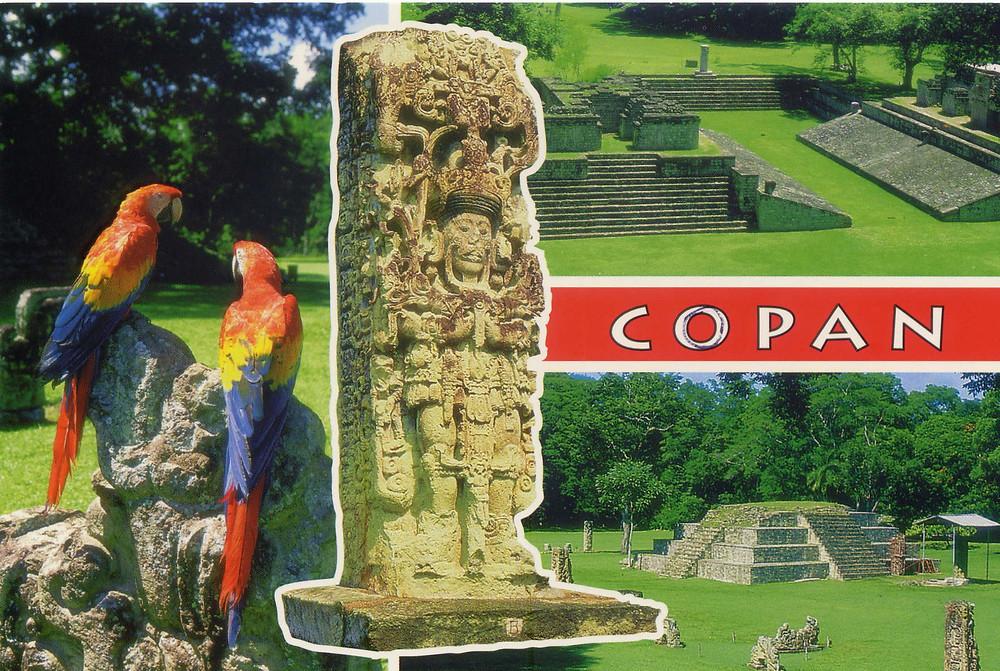Parque de las Guacamayas, Copan Ruinas, Honduras