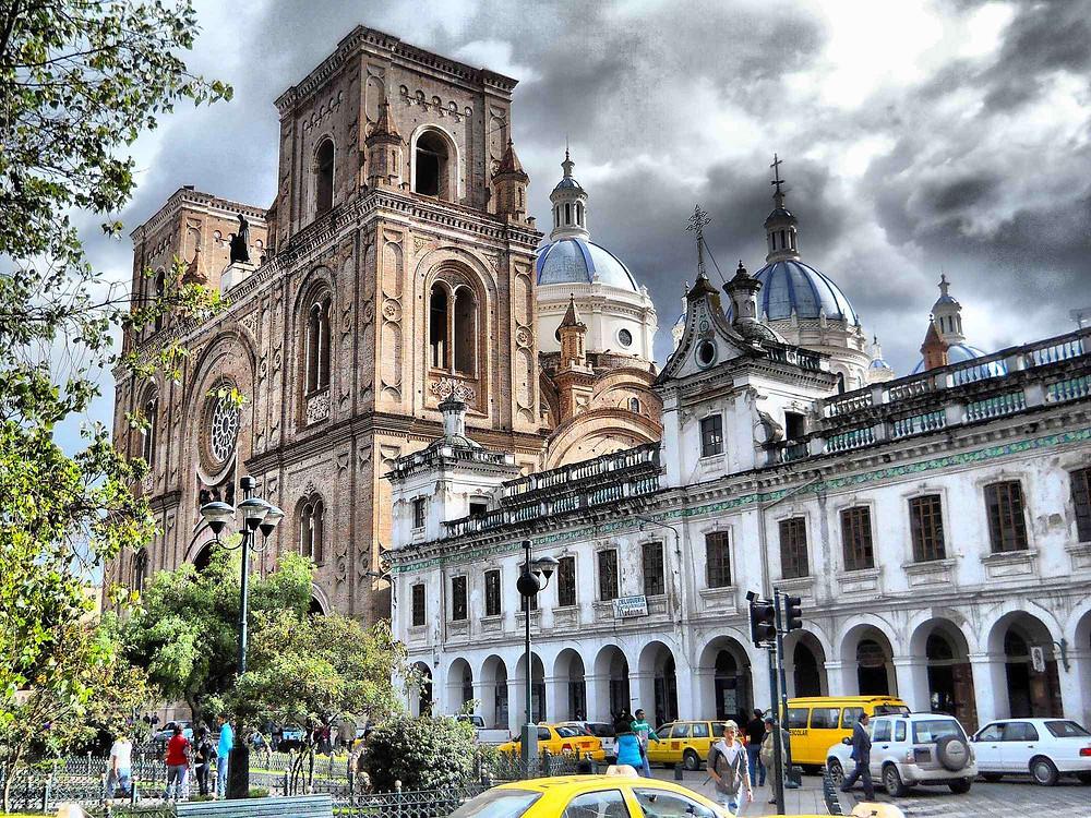 Ciudad de Cuenca, Ecuador