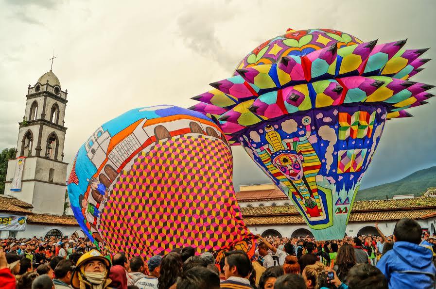 XI Festival Internacional de Globos de Cantoya