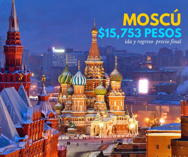 Aumentan hasta el 2044% pasajes desde América Latina hacia Moscú por el Mundial de Futbol (video)