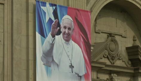 Chile se prepara para la visita del Papa Francisco a ese país este lunes 15 de Enero de 2018 (video)