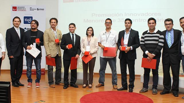 Premios a Innovadores centroamericanos