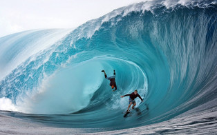 Surfing Record