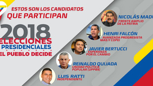 Venezuela se prepara para elecciones de mañana 20 de mayo en medio de expectativas de fraude (video)