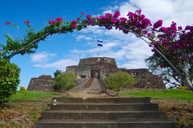 Destinos America Mia: La Fortaleza de la Inmaculada Concepción, El Castillo, Nicaragua (video)