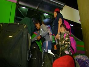 Se cierran puertas de Perú para los venezolanos que llegan sin pasaportes (video)