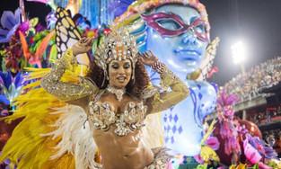 Comienza la Fiesta más grande del mundo, el fastuoso Carnaval de Rio de Janeiro 2018 (video)