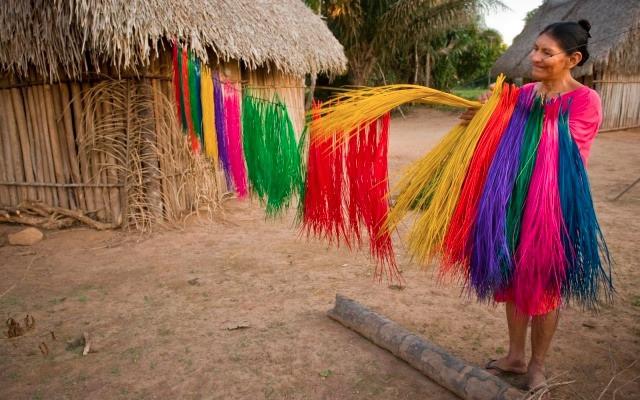 Indigena boliviana, Bolivia