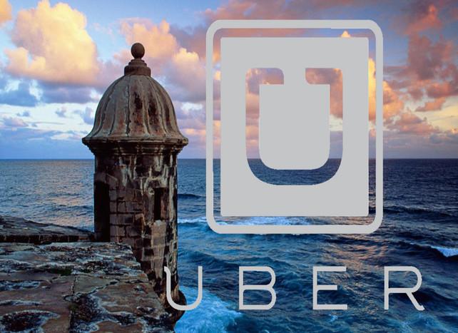 Uber conquista Puerto Rico