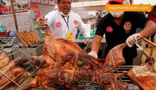Destinos América Mia: La Feria Gastronómica Mistura 2017, Lima Perú    (video)