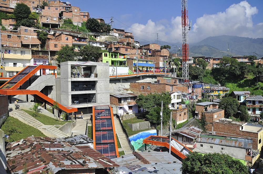 Medellin, Colombia, urbanismo