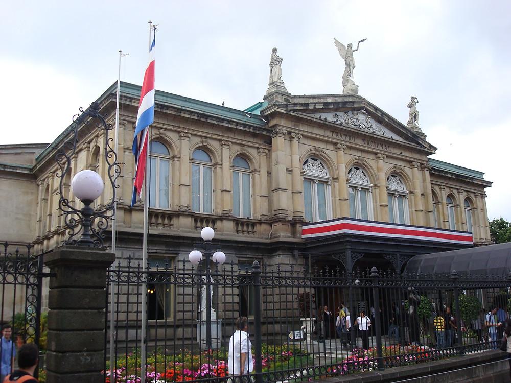 Teatro Nacional, San Jose, Costa Rica