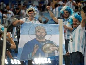 El valor monetario del argentino Messi es mayor que 15 selecciones del Mundial Rusia 2018
