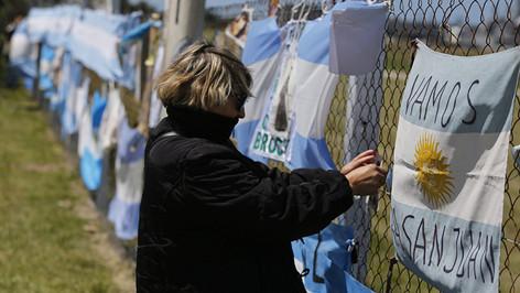 Argentina y el mundo en suspenso ante confirmación de posible explosión en el submarino ARA San Juan