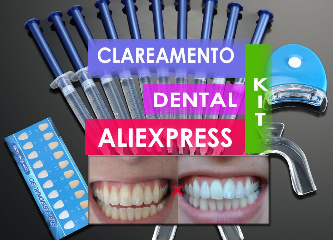 Kit De Clareamento Dental Aliexpress Resenhas Aliexpress