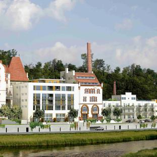MFH Riegel Altes Brauereigelände