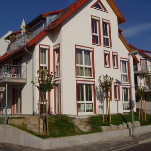 MFH Freiburg-Lehen Breisgauerstraße