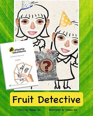 fruit detective