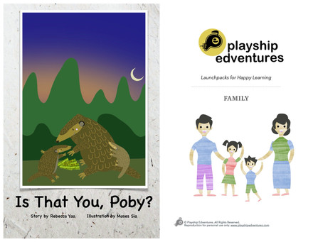 Printables Package Launch - IS THAT YOU POBY