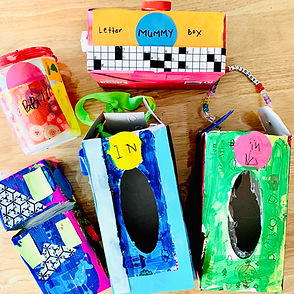 letter box craft