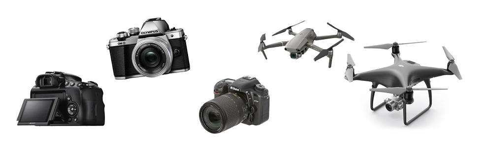 curso fotografia dron camara iniciacion