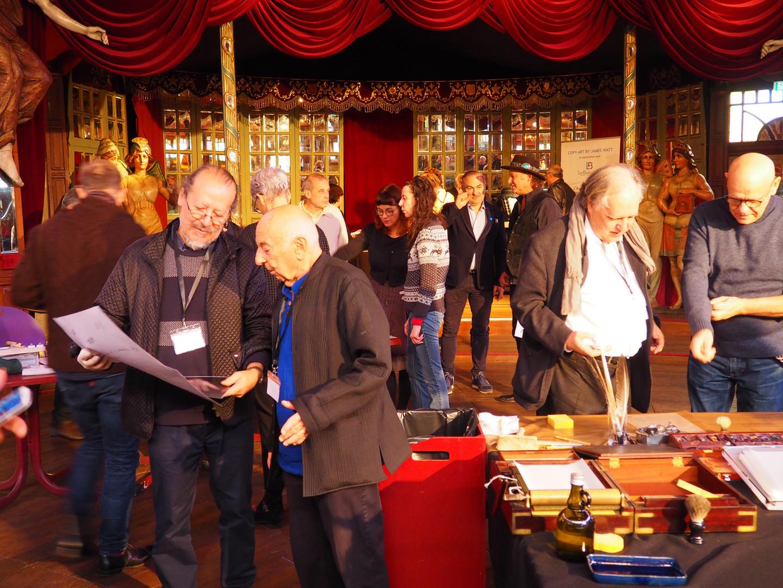 Jean Mathiaut, Jean-Claude Baudot et Jean Gayet .JPG