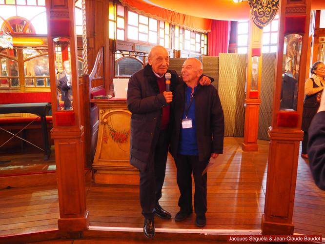 Jacques Séguéla & Jean-Claude Baudot