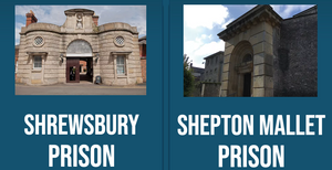 Jailhouse Tours offers prison tours at Shrewsbury Prison & Shepton Mallet Prison