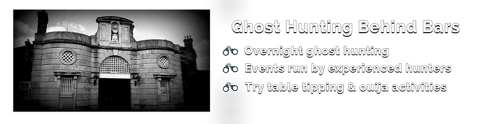 paranormal ghosting hunting in the uk most haunted shrewsbury prison in shropshire