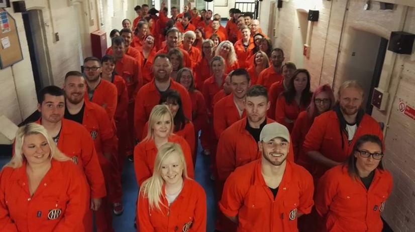 Prison Break - line up immersive events