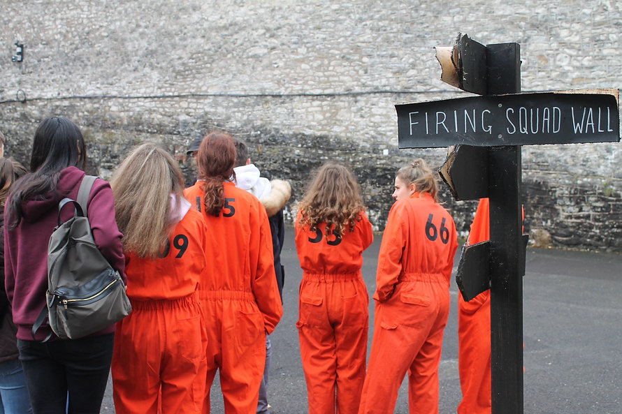 Educational visits with Jailhouse Tours