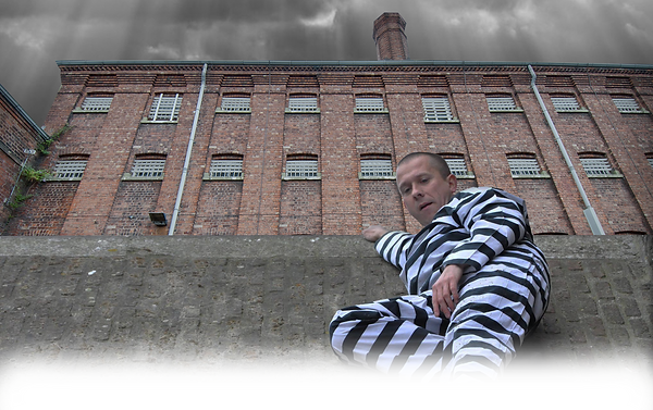 prison break at shrewsbury prison in shropshire