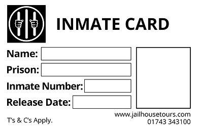 Jailhouse Tours Membership
