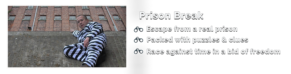 prison break escape a real prison at shrewsbury prison in shropshire