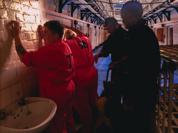 Prison Break immersive events