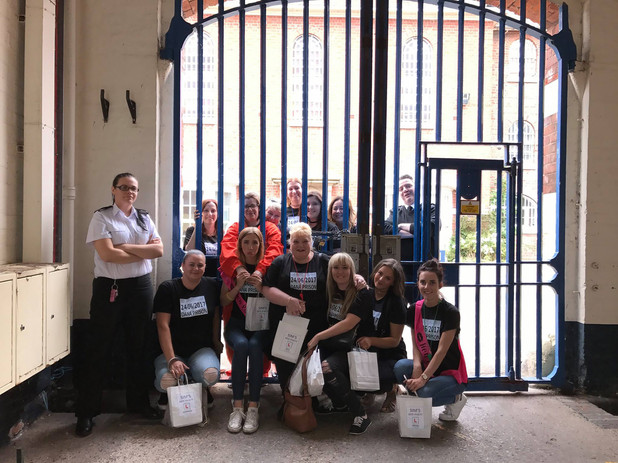 hens locked up immersive events