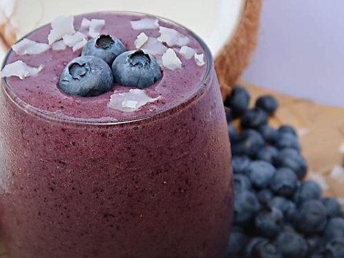 Blueberry Blast Protein Smoothie