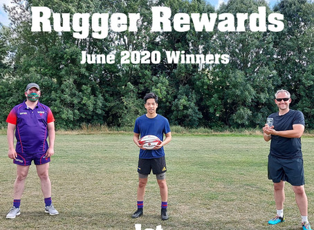 RUGGER REWARDS