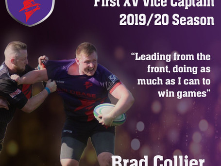 INTRODUCING OUR 2019/20 JOINT VICE CAPTAIN