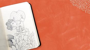Sketchbook de arena