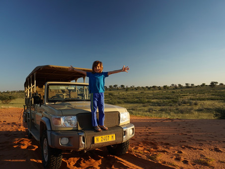 Dirt Roads and Bakkie Camping
