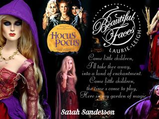 Sarah Sanderson Hocus Pocus