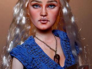 Daenerys Costumed Repaint